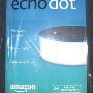 Other - New in box and bag Amazon Echo Dot!